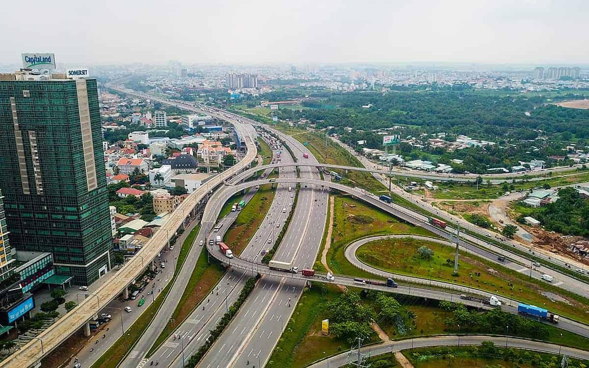 Thiết lập mặt bằng giá bất động sản mới tại khu Đông Sài Gòn