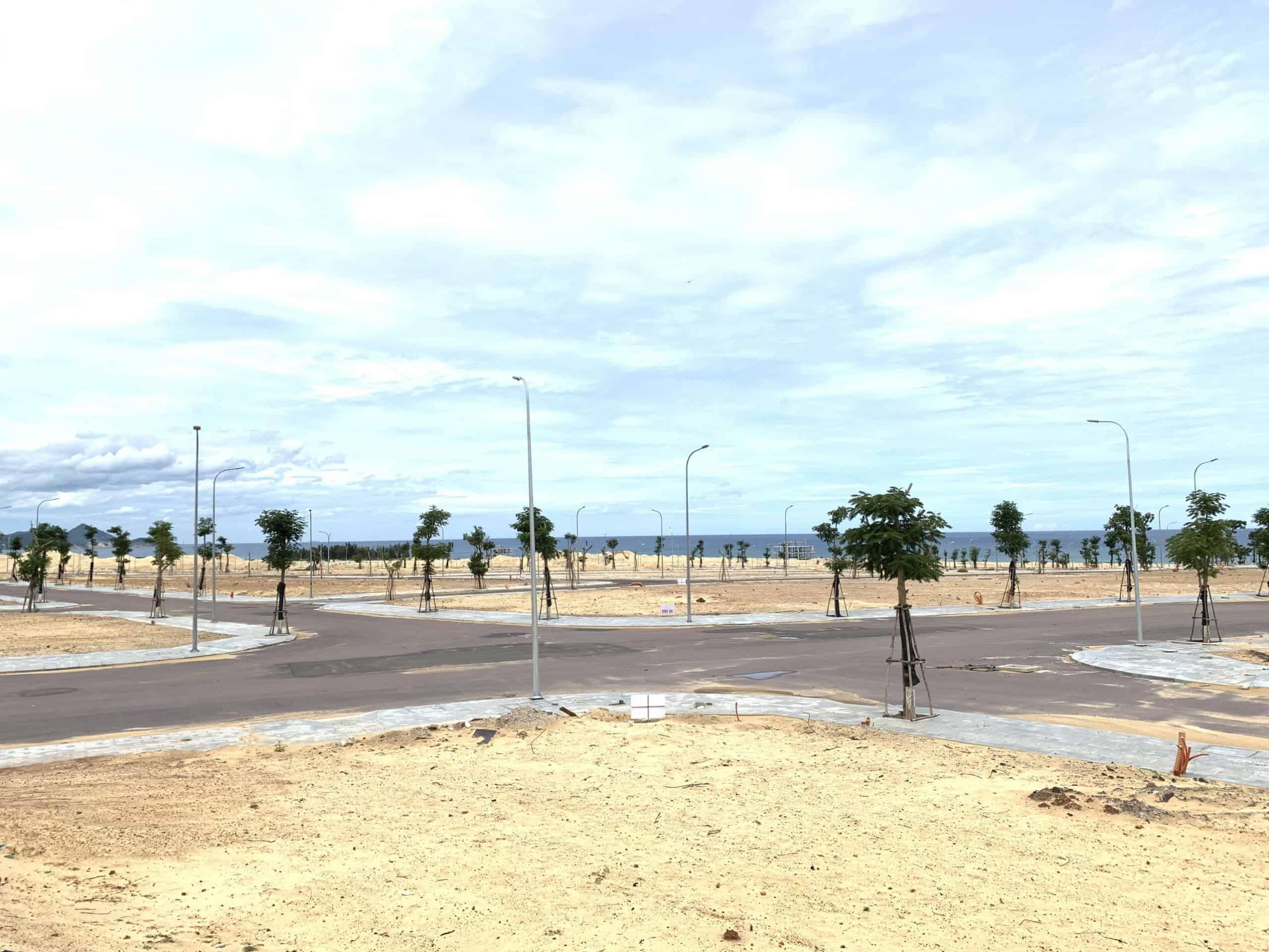 Giá đất ở Bình Định có nơi tăng 400% trong 5 năm qua?