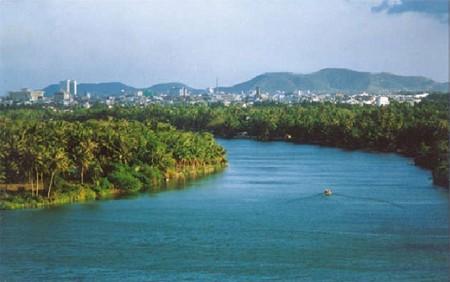 Diện mạo mới mẻ của khu dân cư ven sông Cái Nha Trang