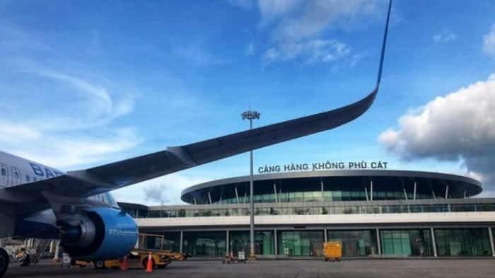 Đề xuất đưa Phù Cát Bình Định thành sân bay quốc tế