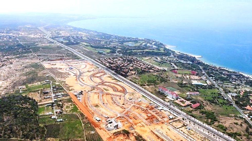 Nhờ hạ tầng, thủ phủ resort một thời của Bình Thuận hồi sinh